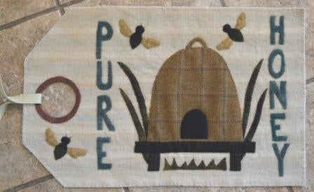 Image of Pure Honey -  Vintage Tag Series