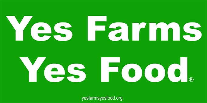 Image of YesFarms YesFood
