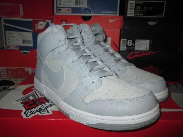 "Dunk CMFT High ""Wolf Grey"" - FAMPRICE.COM by 23PENNY"