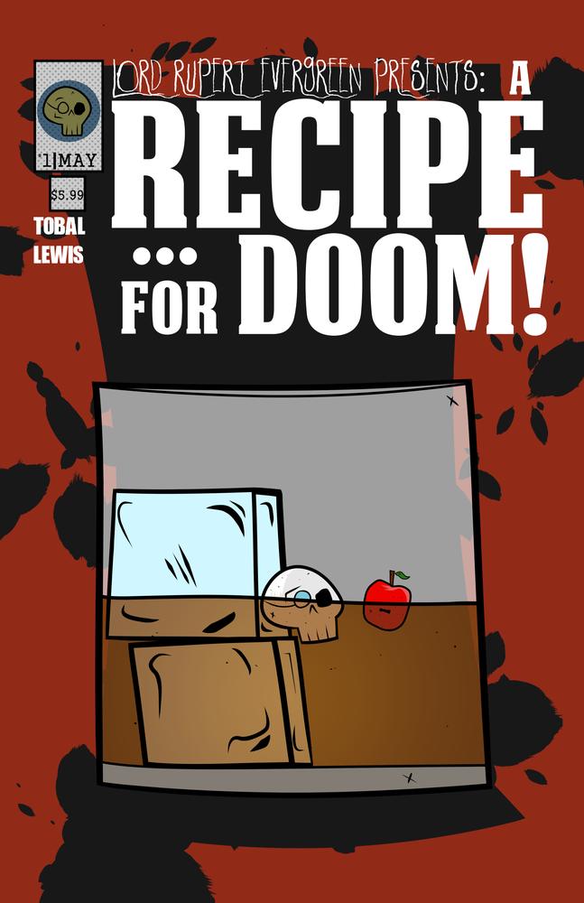 Image of A Recipe for DOOM! #1