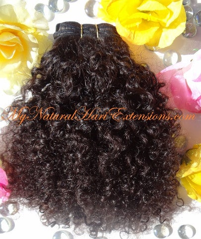 Image of Kinky Curly Yaki Weave