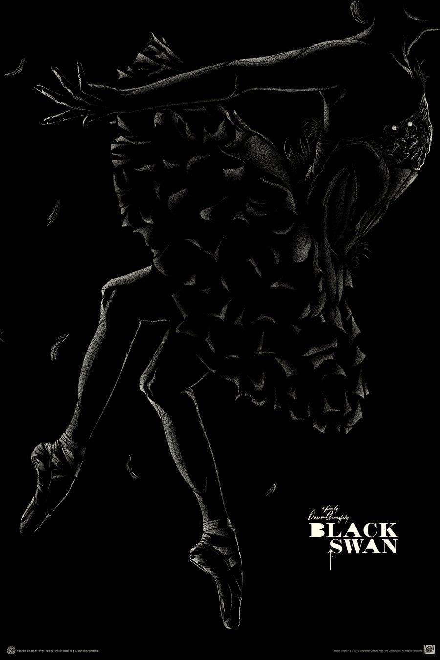 MONDO BLACK SWAN - Variant