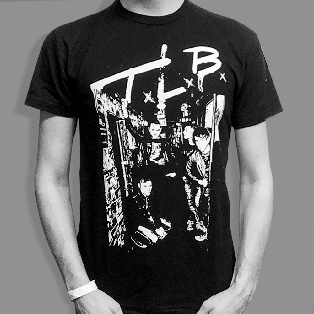 Image of T-SHIRT - TLB CLASH