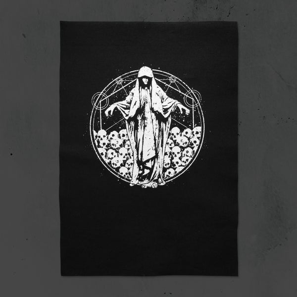 Image of Alchemy Statue Back Patch
