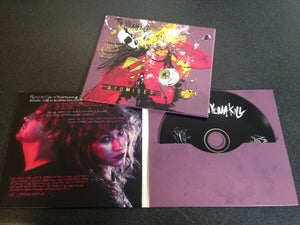 Image of Debut album 'ATOMISED' 4 panel digi pack CD