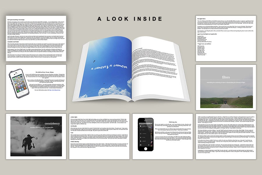 Image of E-BOOK | A Camera's A Camera