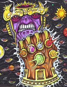 Image of Thanos PRINT