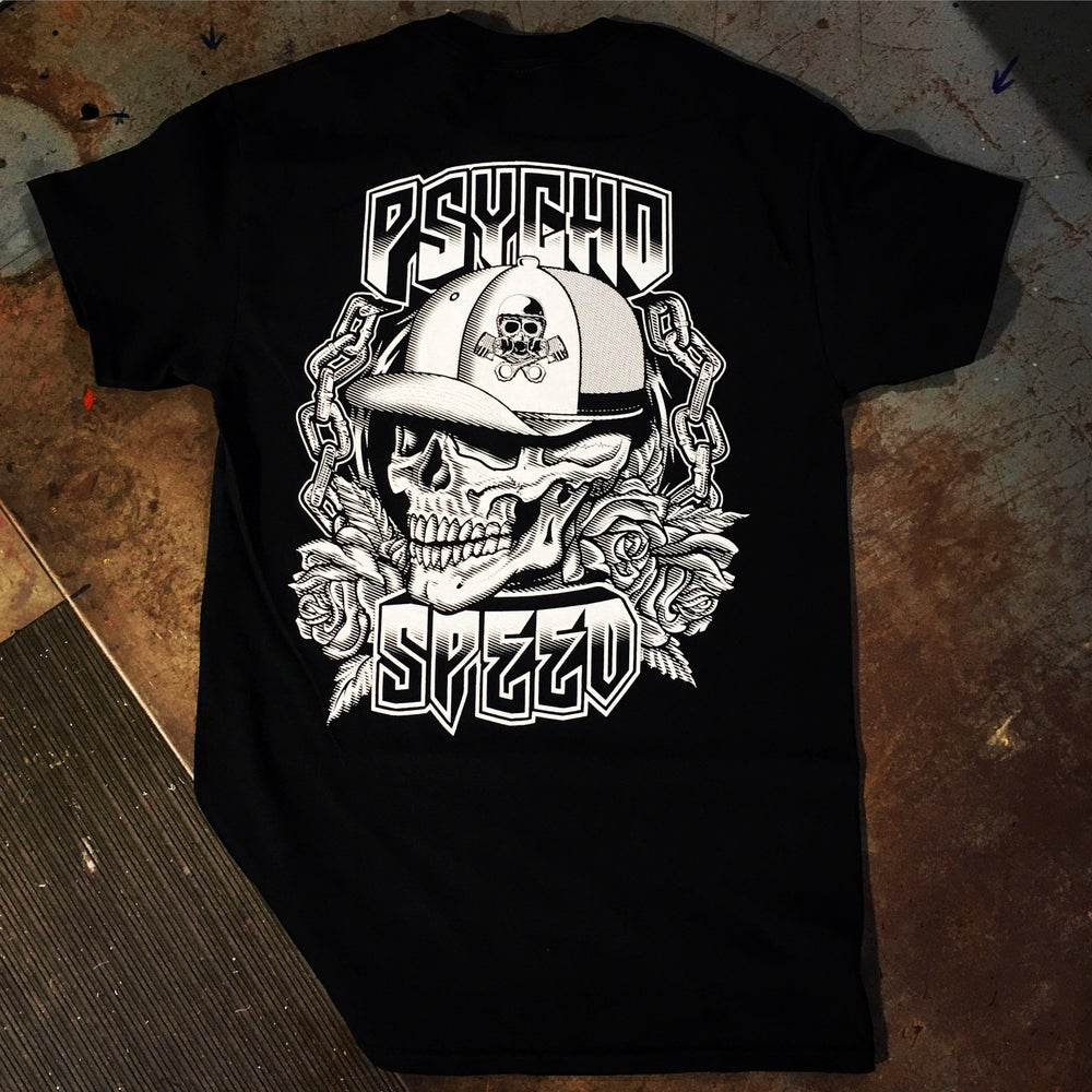 Image of Psycho Metal Tee