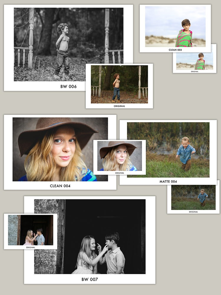 Image of LR PRESETS | 2.0 Collection