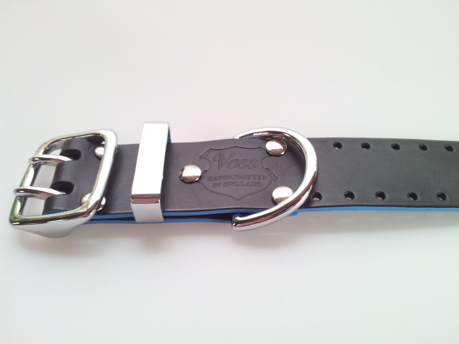 Image of Count Loop Chrome + D / Holeshot + Baby Blue Edge / Colour Options