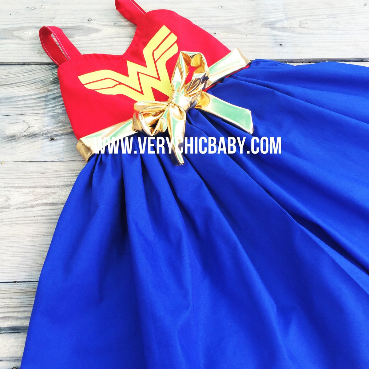 Image of Wonder Woman Inspired Dress