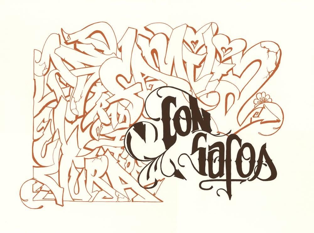 Image of Con Safos (2011)
