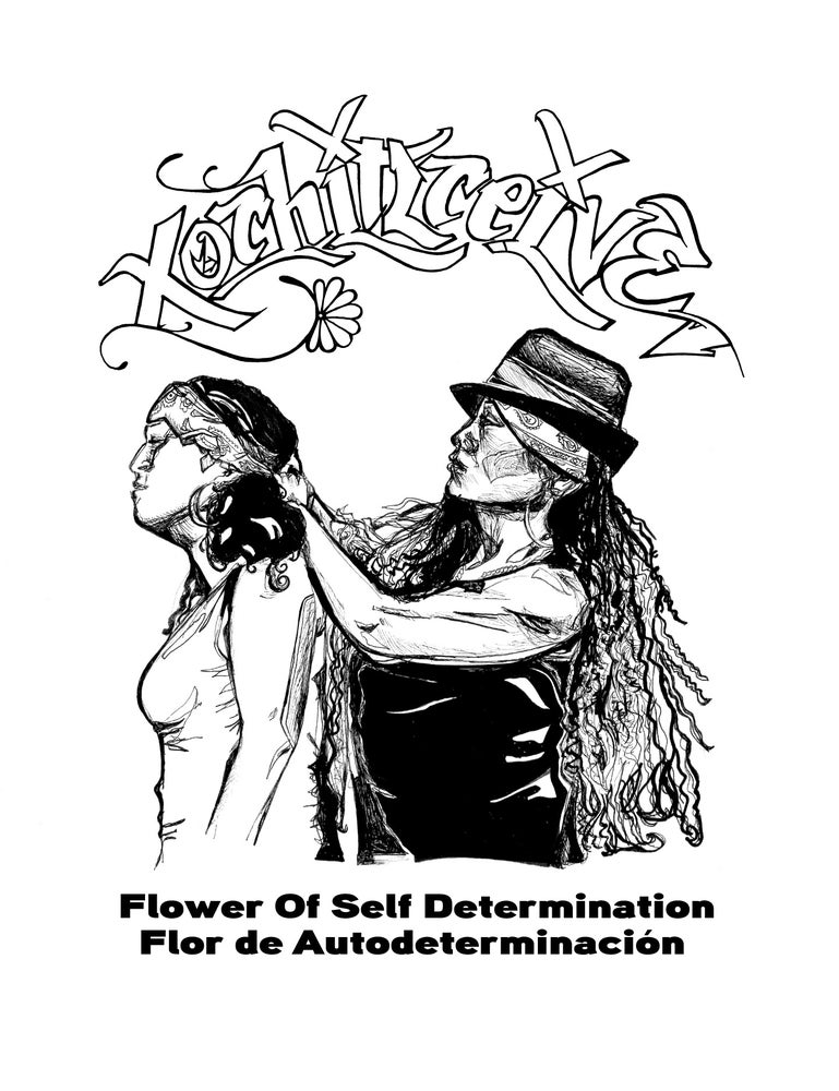 Image of Flower of Self Determination (2010)