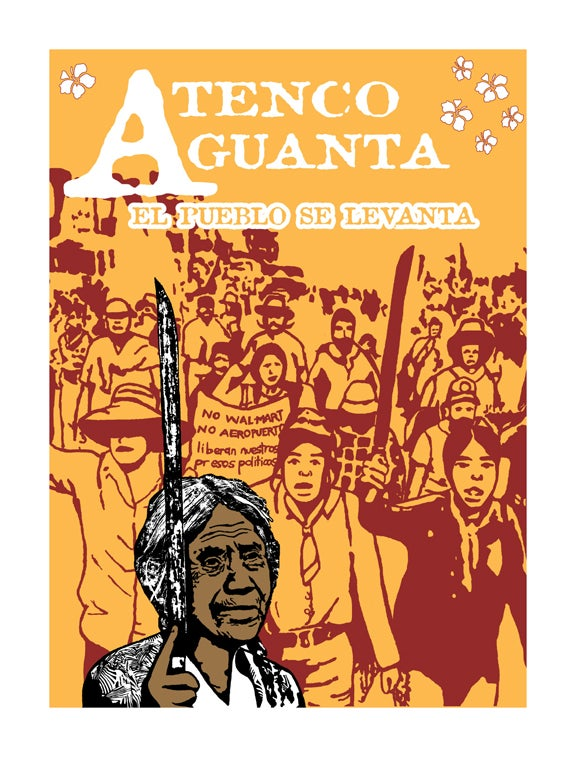 Image of Atenco Aguanta (2008)