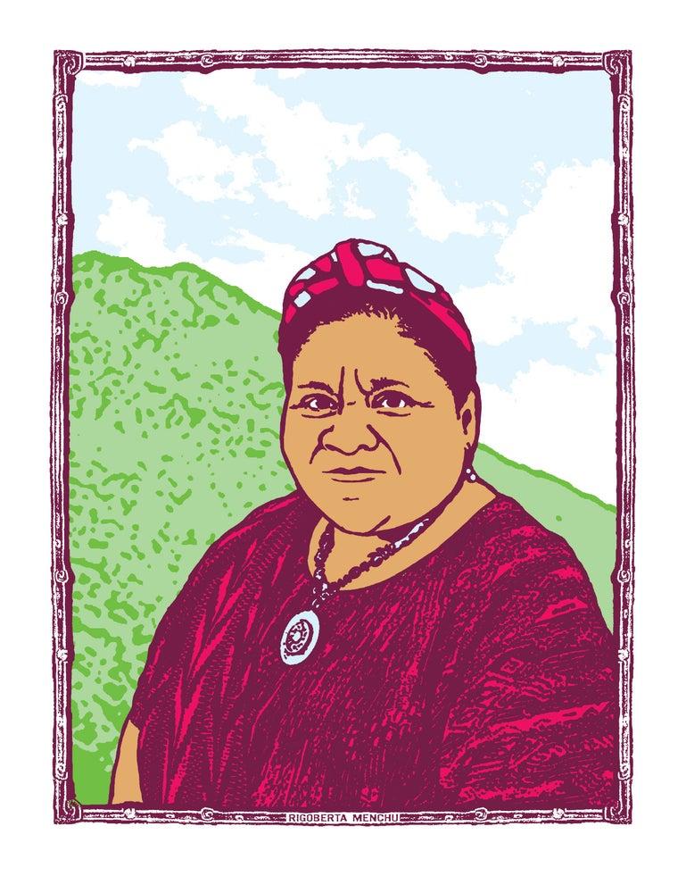 Image of Rigoberta Menchu (2009)