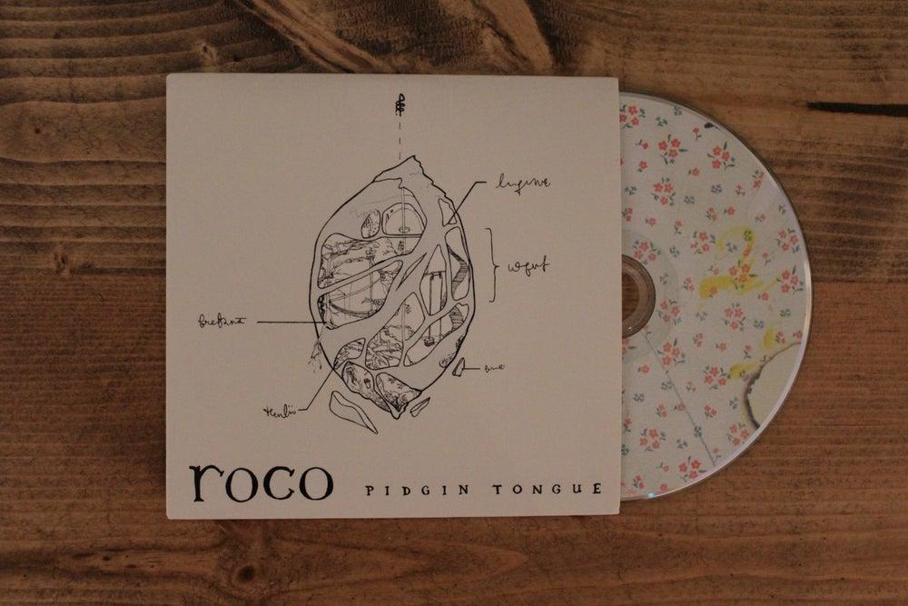 Image of roco - pidgin tongue (physical cd)