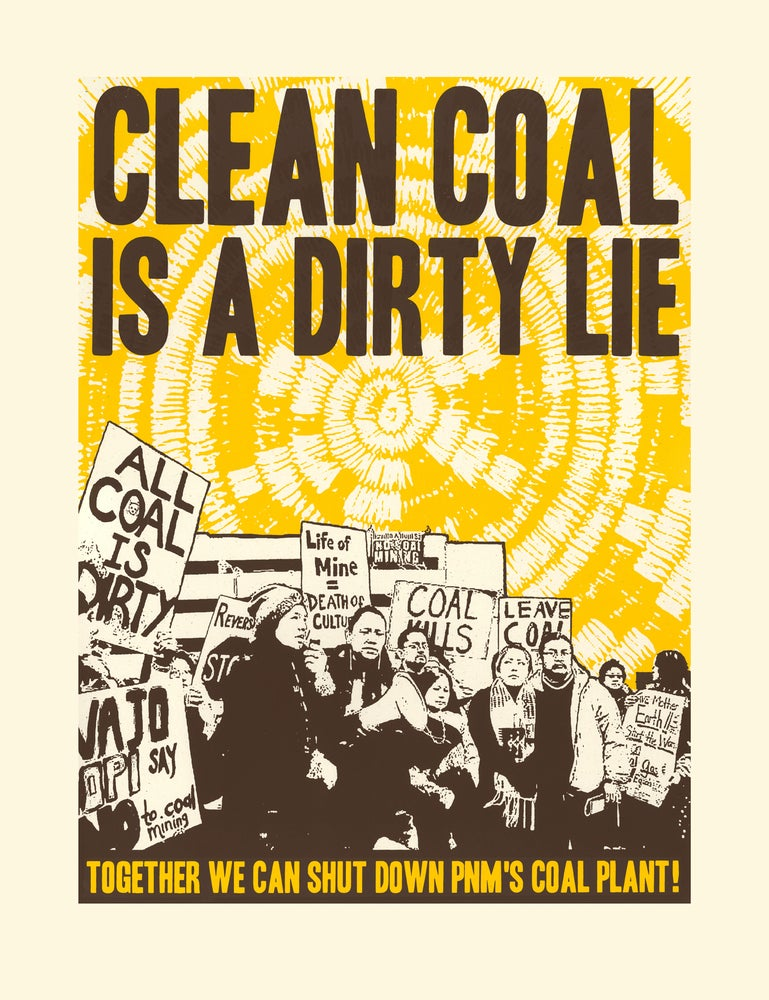 Image of Clean Coal is a Dirty Lie (2012)