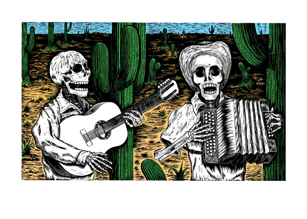 Image of Calaveras Nortenas (2011)