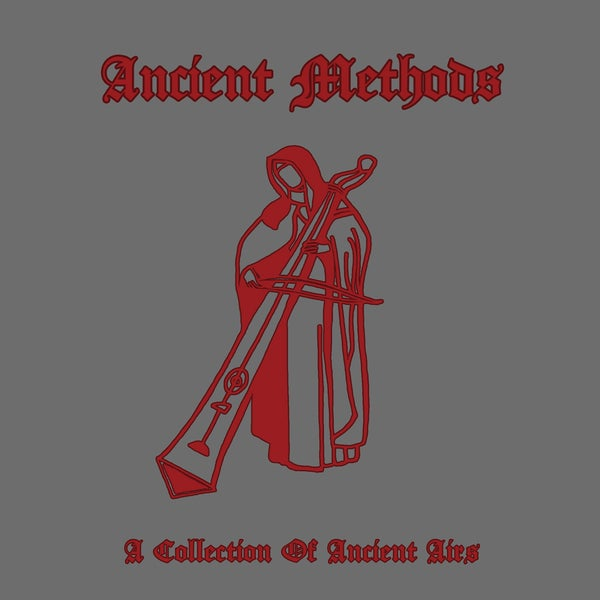 Image of [a+w cd010] Ancient Methods - A Collection Of Ancient Airs CD