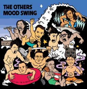 Image of The Others/Mood Swing - Split 7""