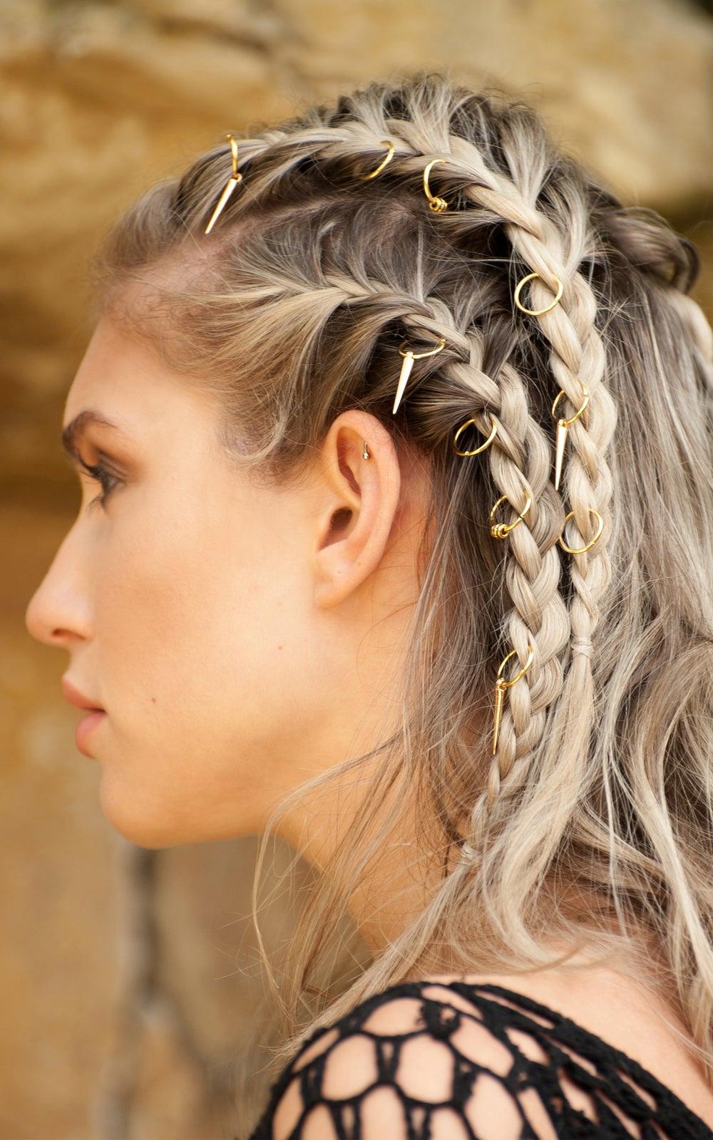 Image of Libra Hair Rings