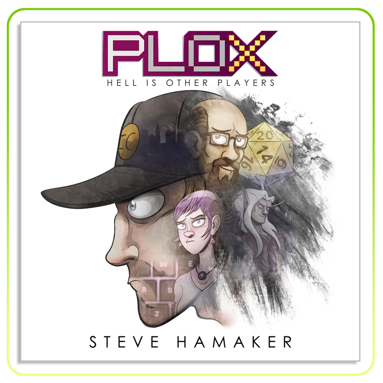 Image of PLOX Volume 1 (soft cover)