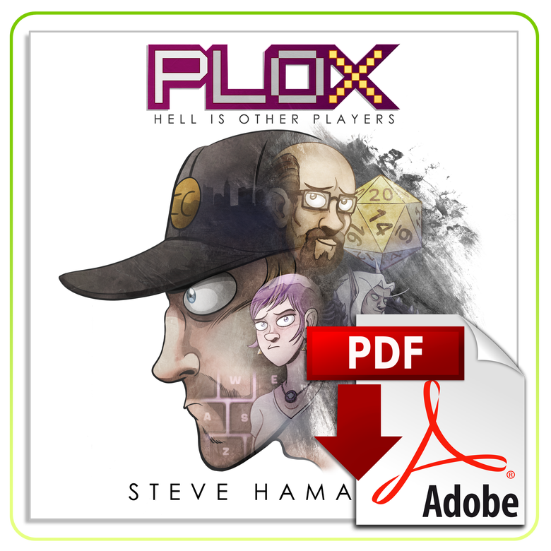 Image of PLOX Vol 1 PDF (Digital Copy)