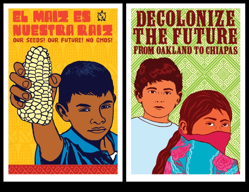 Image of Decolonize Digital Print Set