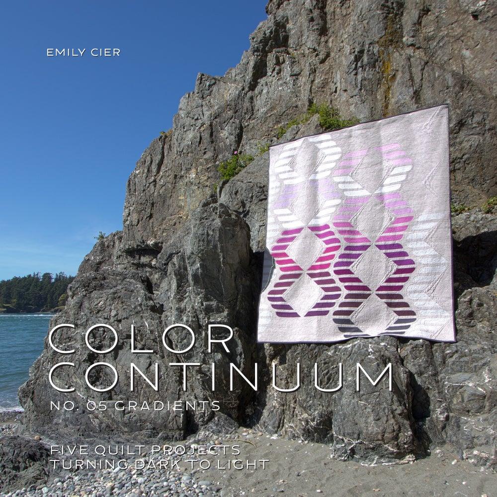 Image of Color Continuum -- no. 05 gradients