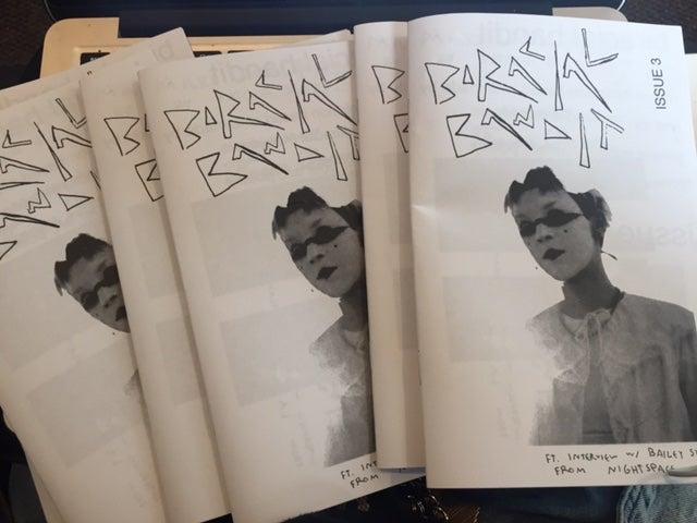 Image of BIRACIAL BANDIT ZINE ISSUE 3