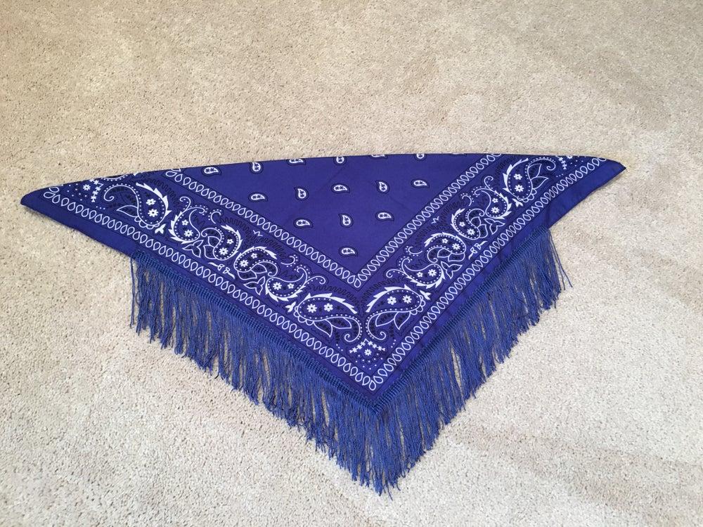 Image of Bandana Scarf Necklaces