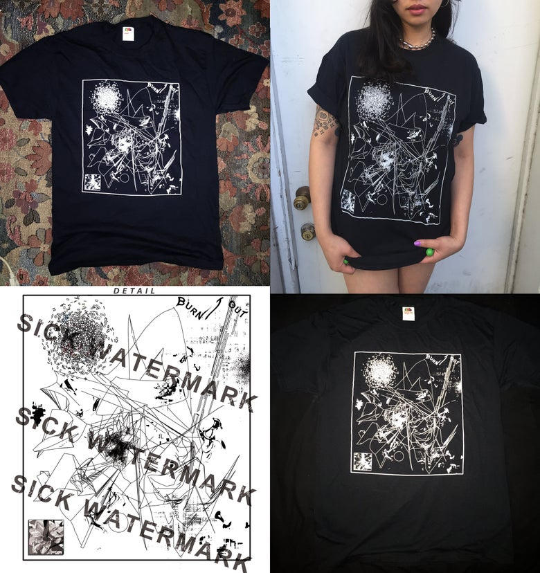 Image of BURNT OUT TEE