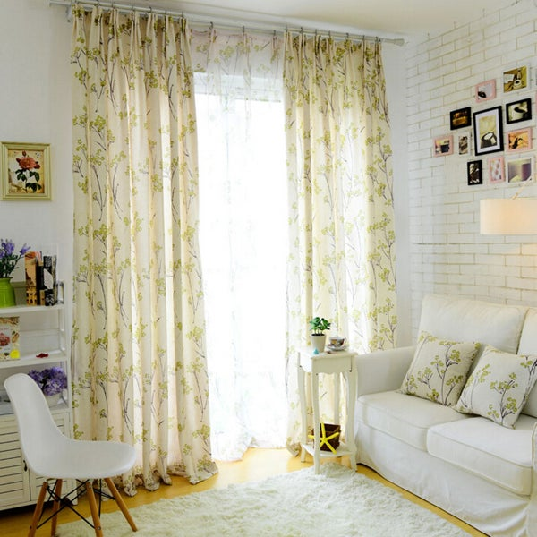 Image of Tips for using tree curtains within your household easily