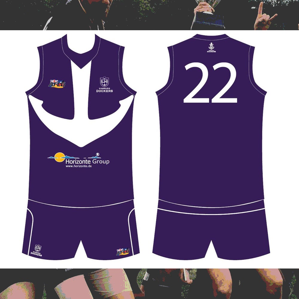 Image of Onfield Guernsey & Shorts