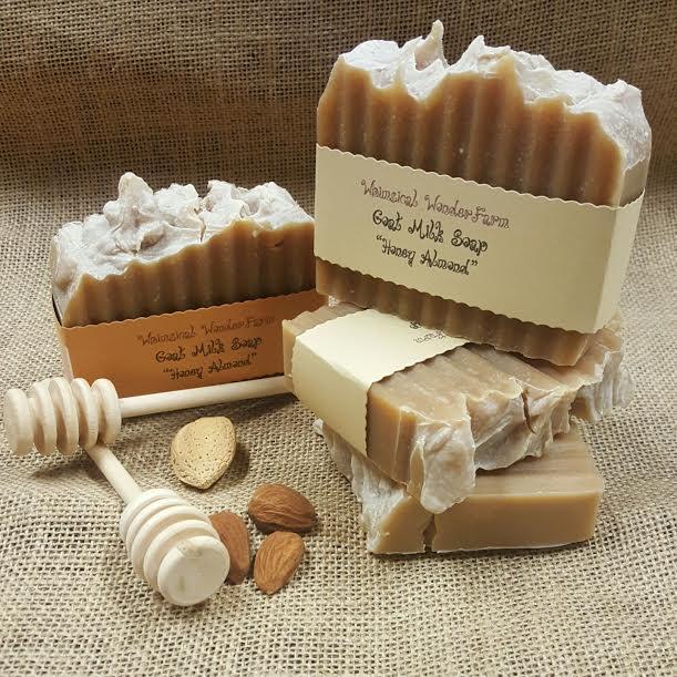 Image of Honey / Almond