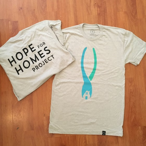 Image of Hope For Homes Project // V Neck