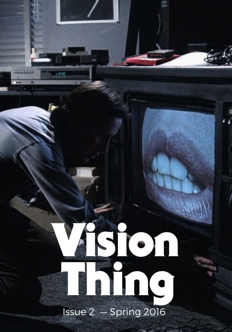 Image of Vision Thing - Issue 2