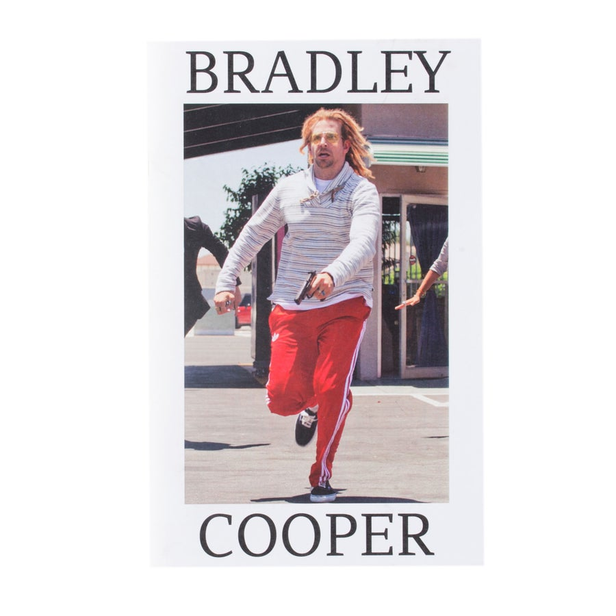 Image of Bradley Cooper Fan Zine