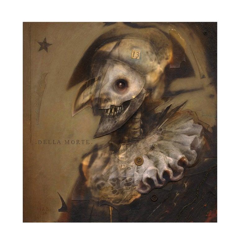 """Image of """"Il Carnevale della Morte"""" Limited Edition print"""
