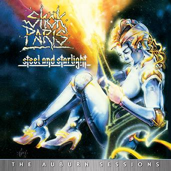 """Image of SHOK PARIS - """"Steel And Starlight - The Auburn Sessions"""" CD"""