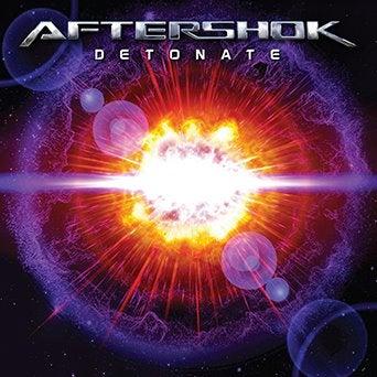 """Image of AFTERSHOK - """"Detonate"""" CD"""