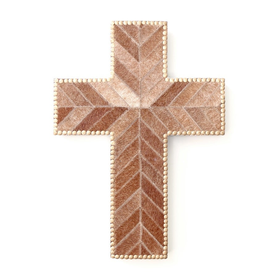 Image of Hermes Prayer Tribe Cross