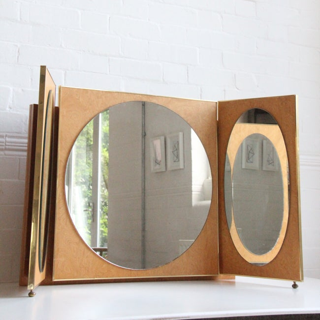 Image of Dressing table mirror