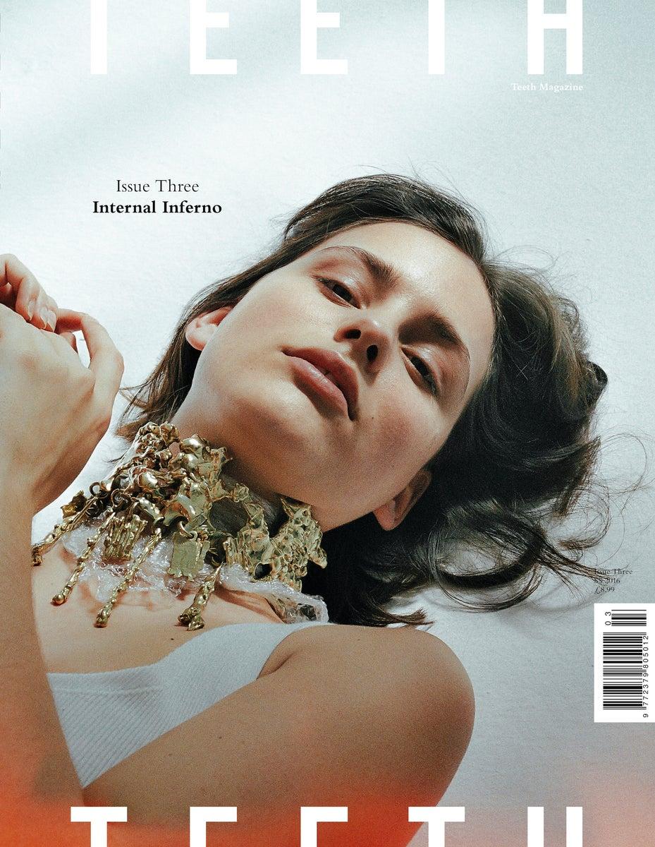 Big 3 Auto >> Teeth Magazine — Issue Three: Internal Inferno