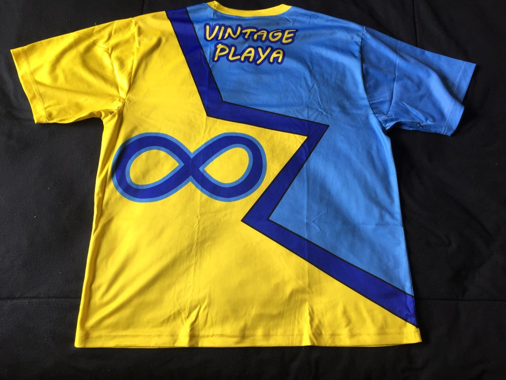 "Image of Tribe short sleeve soccer jersey ""GEAUXJAGS"""