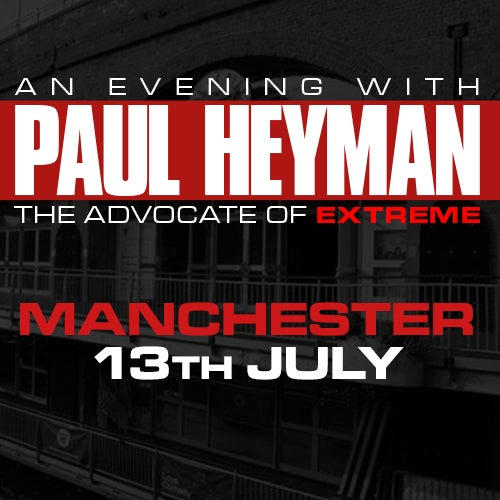 Image of Manchester: Paul Heyman