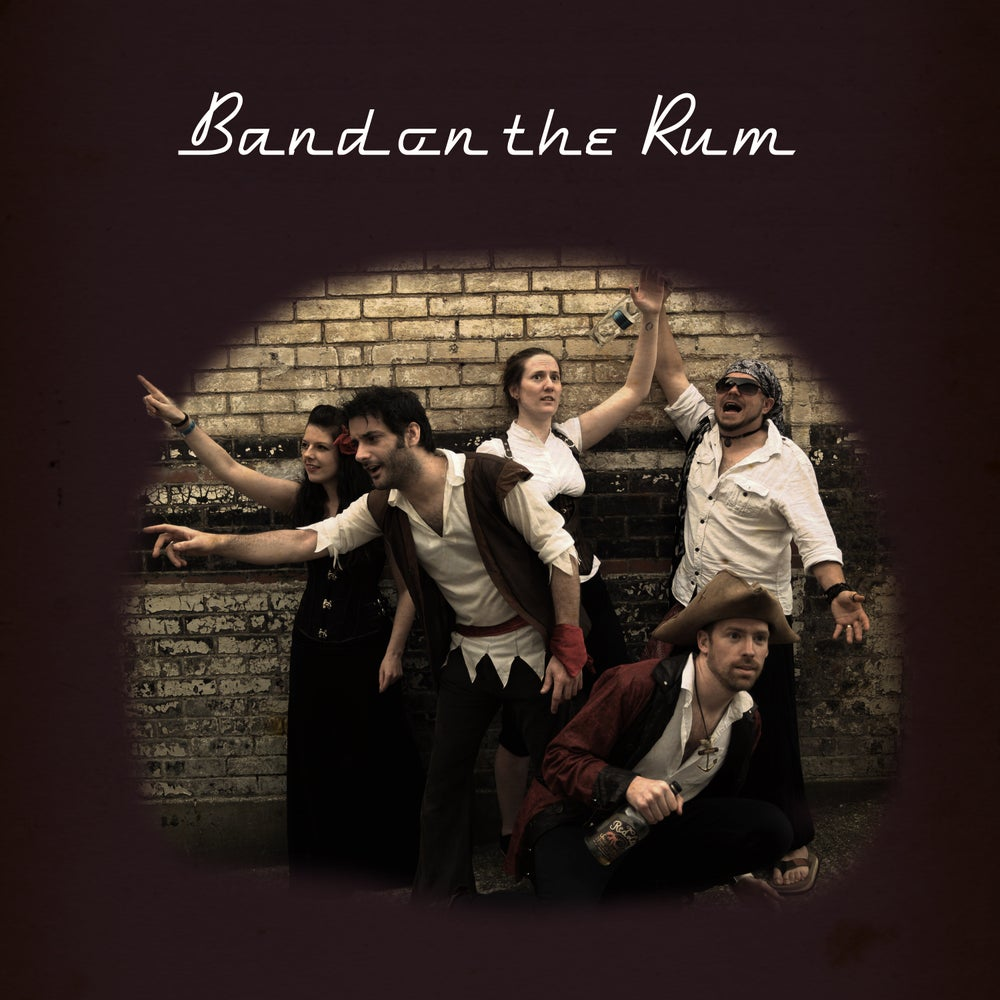 Image of Band on the Rum EP