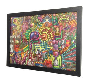Image of 'The Hypnokampus' - Framed Original