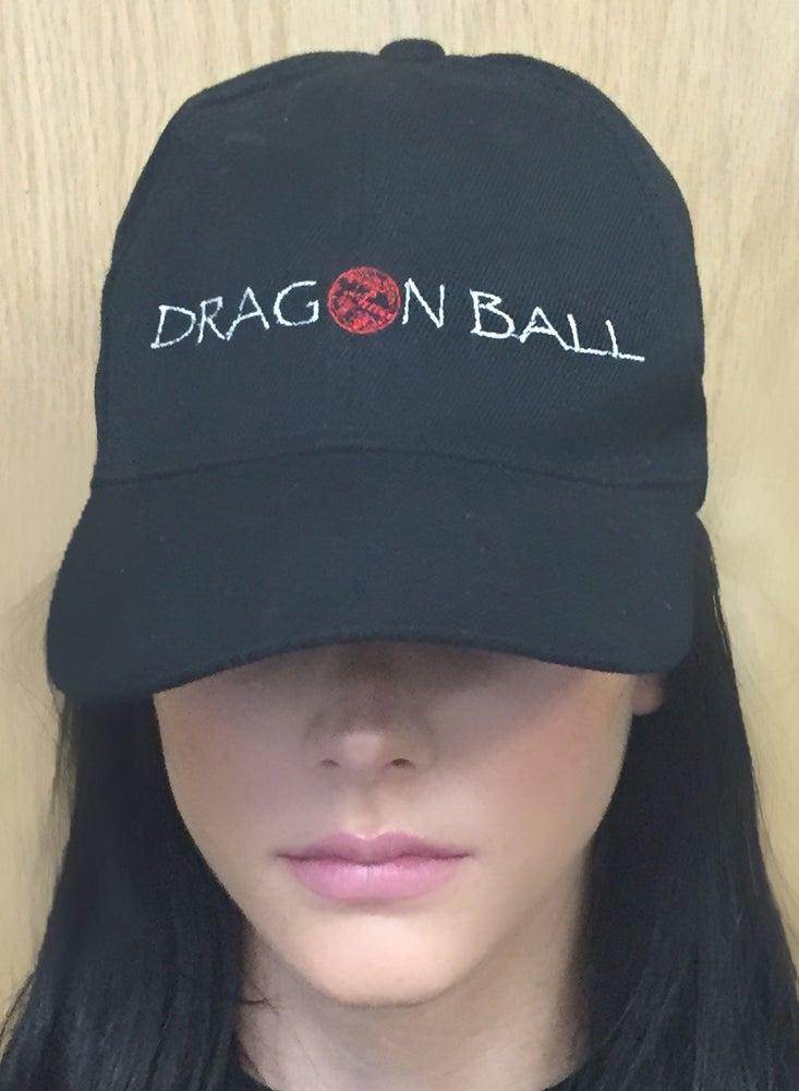 Image of Dragonball Z crew hat