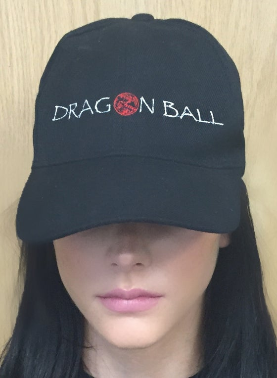 Image of Dragonball Z crew hat